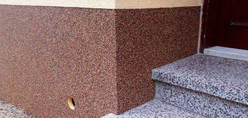 Материал для утепления фасада зданий