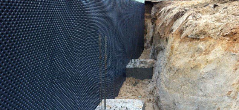 Материал для гидроизоляция стен