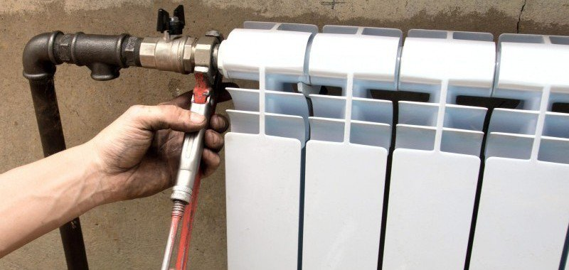 Регулировка радиаторов отопления в частном доме