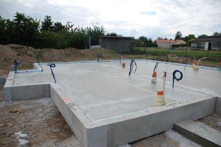 Фундамент шведская плита под ключ цена Одинцовский район