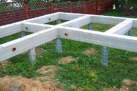 Какой фундамент для дома из арболита