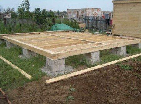 Проект производства работ по устройству монолитных фундаментов Мытищинский район