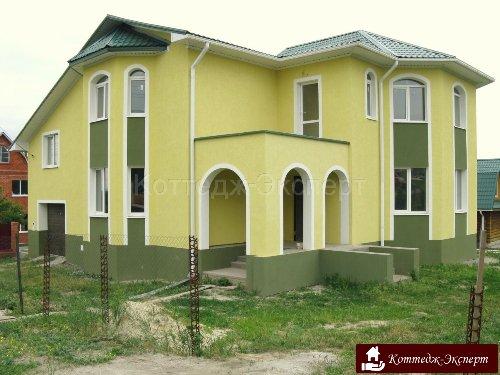 Высококачественные материалы для отделки фасада