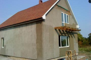 Кирпич для отделки фасада дома