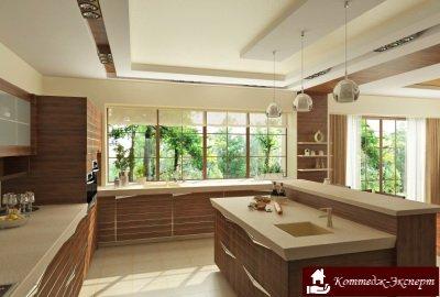 �� Готовые проекты одноэтажных домов, дач и коттеджей с